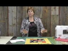 http://missouriquiltco.com - Jenny Doan teaches a group of children in Nebraska how to use their kit from Quilts For Kids to make a lovely little quilt for a premature baby  The kit and pattern were donated by the Lincoln, Nebraska Chapter of Quilts for Kids.  They have provided a PDF pattern and instructions on how to get involved with their pr...