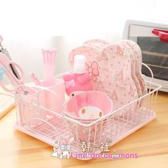 Hello Kitty House, Hello Kitty My Melody, Hello Kitty Items, Aesthetic Themes, Pink Aesthetic, Baby Alive Magical Scoops, Goodbye Kitty, Peach Rooms, Butterfly Bedroom