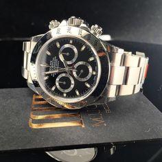 The #Supreme #Steel #Rolex #Daytona  Enquire on WhatsApp 44 7921 338836