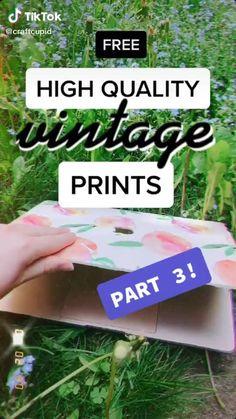 High School Hacks, Life Hacks For School, School Study Tips, Everyday Hacks, Tips And Tricks, Aesthetic Room Decor, Useful Life Hacks, Vintage Prints, Vintage Posters