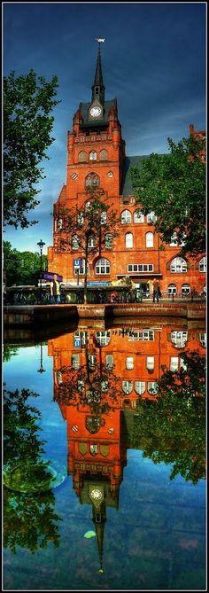 In Steglitz, Berlin, Germany.