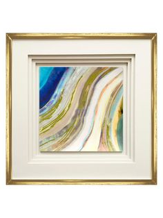 Agate I by PI Gallerie (Framed) by Star Creations at Gilt