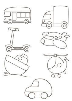 Toddlers Coloring Books - 32 toddlers Coloring Books , Free Printable Venom Coloring Pages for Kids Easy Drawings For Kids, Drawing For Kids, Art For Kids, Applique Patterns, Applique Designs, Quilt Patterns, Quiet Book Templates, Quiet Book Patterns, Toddler Coloring Book
