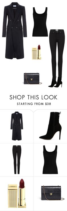 """Без названия #2042"" by newyorkstylrer ❤ liked on Polyvore featuring Temperley London, ALDO, Paige Denim, Twenty, Lipstick Queen and Chanel"