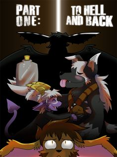 Part One: To Hell and Back