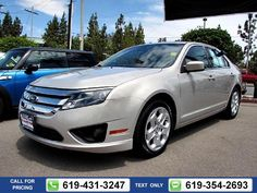 2010 ford fusion se 107k miles 8900 107722 miles 619 431 3247 ford - 2010 Ford Fusion Se Silver