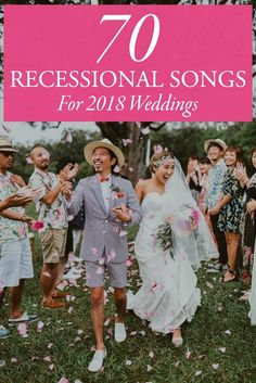96 Amazing Wedding Processional songs In 10 Unique songs to Walk Down the Aisle to …, 70 Ceremony Recessional songs for 2018 Weddings, Wedding songs for Your Wedding Ceremony Ws Modern Wedding Ceremony songs. Modern Wedding Ceremony Songs, Wedding Music Recessional, Best Wedding Songs, Wedding Reception Music, Wedding Playlist, Wedding Ideas, Wedding Instrumental Songs, Trendy Wedding, Wedding Photos