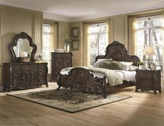 Abigail Panel Bedroom Set by Coaster - Home Gallery Stores