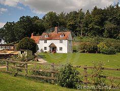 English Farmhouse