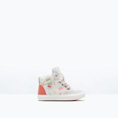 CANDY PRINT HIGH-TOPS-Collection-Baby girl-COLLECTION SS15 | ZARA United States