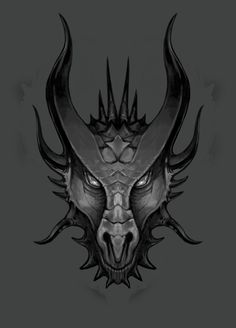 dragon face - Google Search