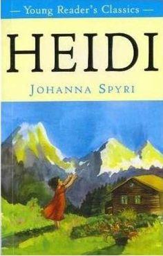 Classic Children's Books - Heidi