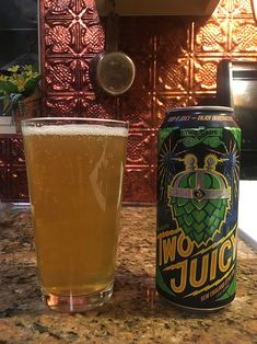 Two Juicy by Two Roads Brewing Company; Stratford, CT.
