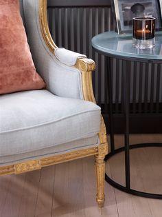 Antique chair By Krista Hartmann Interiør AS