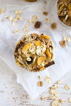 Saftige Muffins mit