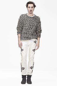 Diseño de #isabelmarant en su #colección para hombre de H&M: http://www.charadaimagenpersonal.es/blog/item/descubre-la-coleccion-de-isabel-marant-para-h-m.html#.Um5HIxDgGSo