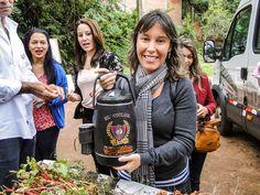 Conhecendo o famoso chá gelado dos paraguaios!