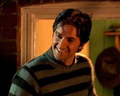 Richard Armitage in a sweater.