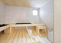 Modern Sauna Spa. Asuntomessut 2016