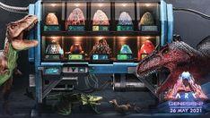 Godzilla, Ark, Videos, Survival, Games