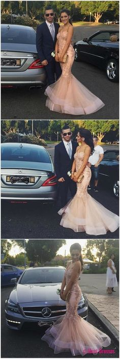 Mermaid Sweetheart Wedding Dresses Perfect Lace Long Prom Dress Princess Lace Blush Pink Tulle Skirts Evening Gowns For Formal PD20186534