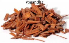Sandalwood is considered grounding and has been used for over 4000 years for stress and anxiety. It is used in rituals both as an offering and as an application to the forehead or the neck of practitioners. It is also considered sacred in Buddhist and Japanese tradition. It is said to quieten mental chatter. You will find it in yogandha ground