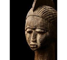 African and Oceanic Art Art Stand, Ocean Art, Tribal Art, Art Fair, African Art, Statue, Gallery, Roof Rack, Sculptures