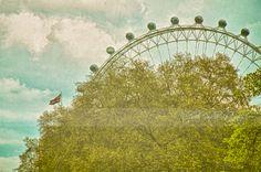 London Eye #ElizabethPadillaPhotography  #London