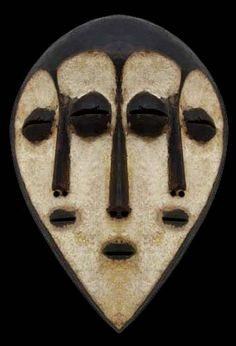 Lega triple faced mask