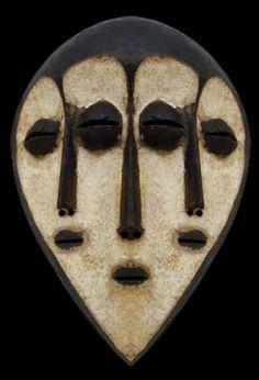 Lega triple faced mask