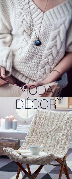 MODA + DÉCOR | TRICÔ