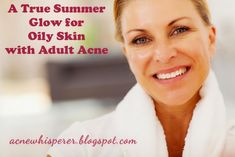 The Acne Whisperer: Nutrition that Might Help your Adult Acne?