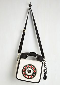 That's What I Call Style Bag in Blanc From The Plus Size Fashion Community At www.VintageAndCurvy.com