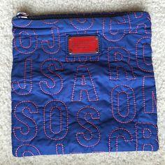 Marc Jacobs clutch Like new, no wear, no tear. Bags Clutches & Wristlets
