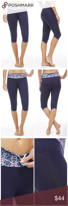 🆕FABLETICS RIo Run Capri New in! Fabletics rio run Capri. Please see photos for full description! Fabletics Pants Capris