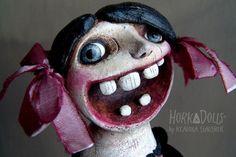 by Klaudia Gaugier - Horka Dolls