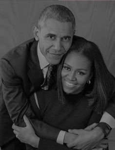 """"""" I couldn't have done anything that I've done without Michelle. Not only has she been a great first lady, she is just my rock. I count on her in so many ways every single day""""."""