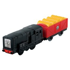 Thomas and Friends TrackMaster Talking Diesel