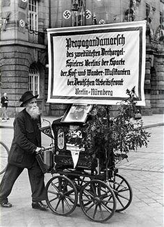 """1937 Berlin Propaganda fuer die """"Deutsche Arbeitsfront"""""""