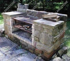 diy built in barbecue - Google Search