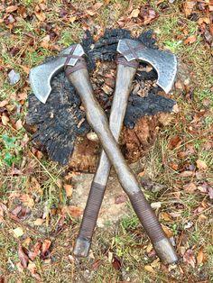 Vikings, Viking Axe, Viking Sword, Axe Handle, Tomahawk Axe, Beil, Battle Axe, Medieval Weapons, Fantasy Weapons