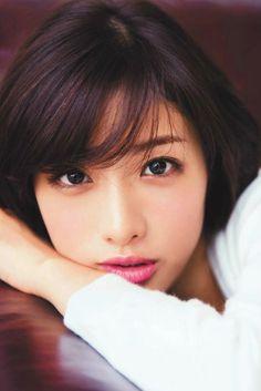 "asiadreaming: "" satomi ishihara | 石原さとみ """