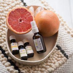 Room Spray with Grapefruit and Bergamot Essential Oils