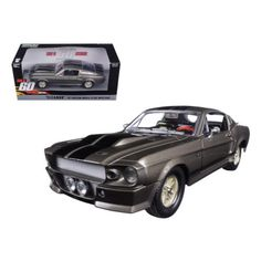 """1967 Ford Mustang Custom Eleanor"""" Gone in 60 Seconds Movie (2000) 1/24 Diecast Model Car by Greenlight"""""""