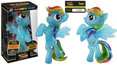 Hikari Sofubi: My Little Pony: ORIGINAL GLITTER RAINBOW DASH