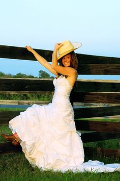 cowgirl dresses for mother of the bride wedding | ... : Here Comes The Bride: Dallas Wedding Photographer Suzie Bell