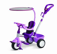 """Little Tikes Tricycle - Purple/Lavender - Little Tikes - Toys """"R"""" Us Babies R Us, Baby Kids, Baby Baby, Toddler Toys, Kids Toys, Toddler Stuff, Toddler Learning, Learning Toys, Kids Trike"""