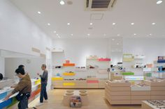 Zoff Optical by Emmanuelle Moureaux Architecture + Design