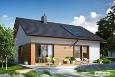 Ce cautare si beneficii are fiecare pom Solar Panel Cost, Best Solar Panels, Style At Home, Dormer Bungalow, Brick Garden, Luxury Landscaping, Landscaping Company, Story House, Prefab Homes