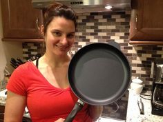 """""""RT @Anthony Wood: Using Swiss diamond non stick. Totally awesome and easy to clean!"""" - Tweet from a Swiss Diamond fan :-)"""